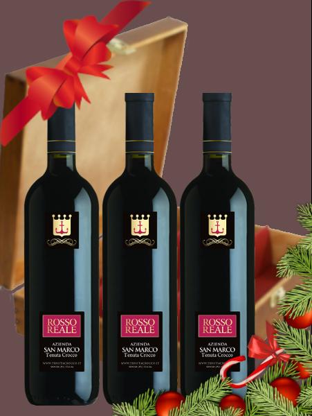 Confezione TRIPLE Wine